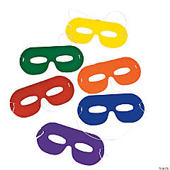 Bright Color Masks