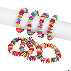 Bright Disc Bracelets Clip Strip