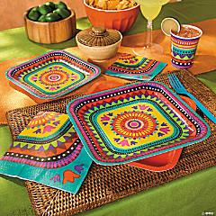 Bright Fiesta Party Supplies