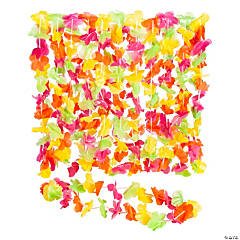 Bright Neon Leis - 36 Pc.