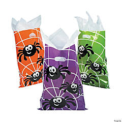 Bright Spider Bags