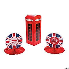 British Party Centerpieces