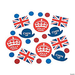 British Party Confetti