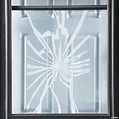 Broken Glass Window Clings