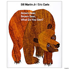 Brown Bear, Brown Bear, What Do You See? Book, 25th Anniversary Edition