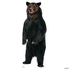 Brown Bear Stand-Up