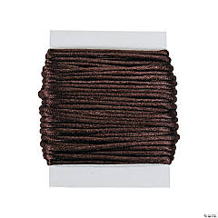 Brown Cording