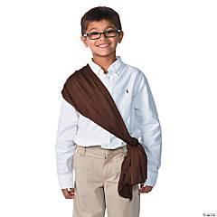 Brown Costume Belt/Sash