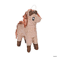 Brown Horse Piñata