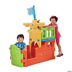 Buccaneer Play Boat for active Indoor/Outdoor Play