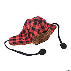Buffalo Plaid Hat