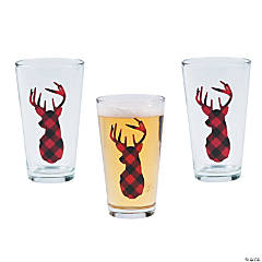 Buffalo Plaid Tumblers