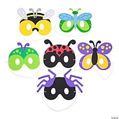 Bug Costume Masks