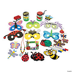 Bugs Are Beautiful Craft Pack Assortment