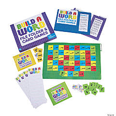 Build-a-Word File Folder Game