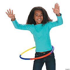 Build Your Own Plastic Activity Hoops