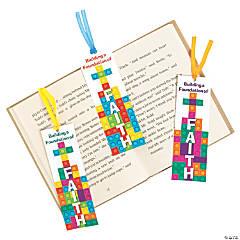Building a Foundation of Faith Bookmarks