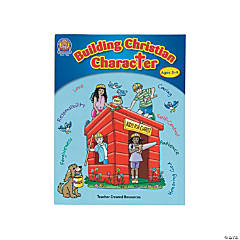 Building Christian Character Book - Ages 5-9