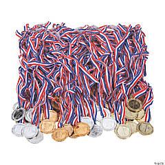 Bulk 1st, 2nd & 3rd Place Award Medals