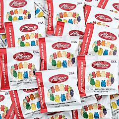 Bulk Albanese® Gummi Bear® Packs - 200 Pc.