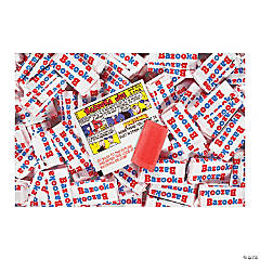 Bulk Bazooka® Original Bubble Gum - 2000 Pc.