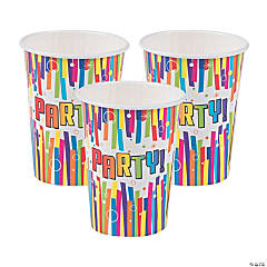Bulk Bright Party Cups