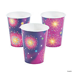 Bulk Burst Paper Cups