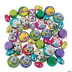 Bulk Chocolate Easter Candy Assortment - 520 Pc.