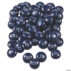 Bulk Dark Blue M&Ms® Chocolate Candies