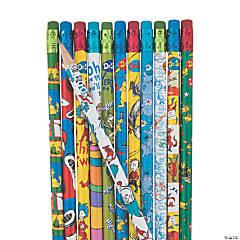 Bulk Dr. Seuss™ Pencils - 72 Pc.
