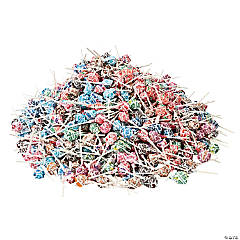 Bulk Dum Dum® Lollipops Bucket - 1000 Pc.