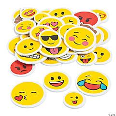Bulk Emoji Self-Adhesive Shapes