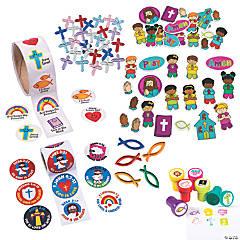 Bulk Faith Craft Supplies Assortment - 2008 Pc.
