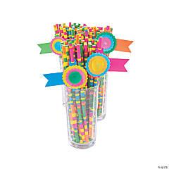 Bulk Fiesta Straws