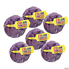 Bulk Fort Knox Lavender Chocolate Coins - 6 Bags