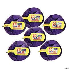 Bulk Fort Knox Purple Chocolate Coins - 6 Bags