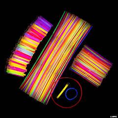 Bulk Glow Assortment - 300 Pc.