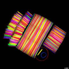 Bulk Glow Assortment - 600 Pc.