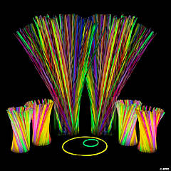 Bulk Glow Jewelry Assortment - 1000 Pc.