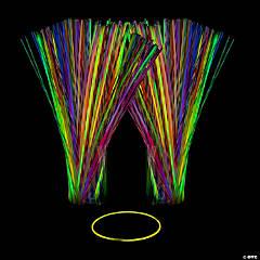 Bulk Glow Necklace Assortment - 1000 Pc.