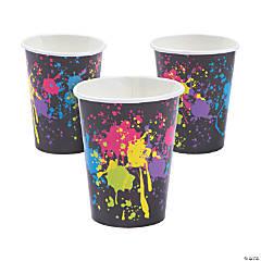 Bulk Graffiti Cups