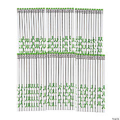 Bulk Green Awareness Ribbon Pencils - 72 Pc.