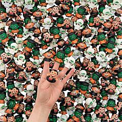 Bulk Halloween Character Finger Puppets - 240 Pc.