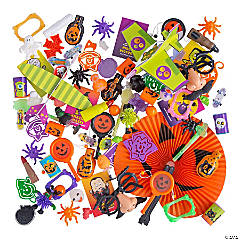 Bulk Halloween Novelty Assortment