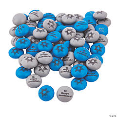 Bulk Hanukkah Blend M&Ms® Chocolate Candies