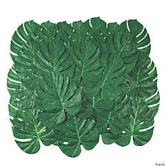 Bulk Large Monstera Leaves - 96 Pc.