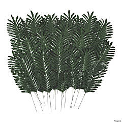 Bulk Large Palm Leaves - 48 Pc.