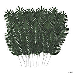 Bulk Large Palm Leaves - 96 Pc.
