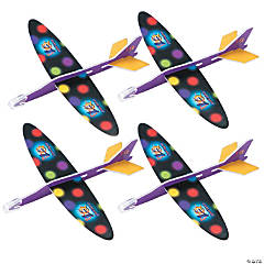 Bulk Laser Tag Party Gliders - 144 Pc.