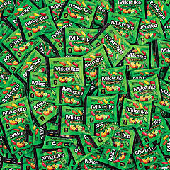 Bulk Mike & Ike® Original Fruits Chewy Candy Packages - 675 Pc.